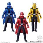 ルパンレンジャーVSパトレンジャーのフィギュアや人形の種類や発売日に価格は?サイズはどれくらい?