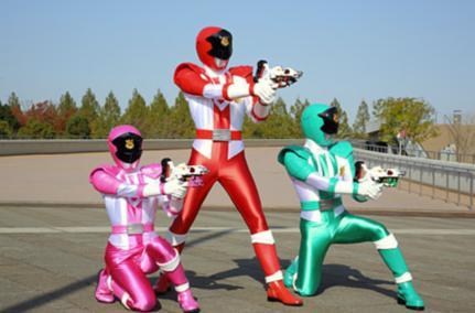 パトレンジャーのキャラクターを紹介!かっこいい変身ポーズや名乗りに決め台詞!