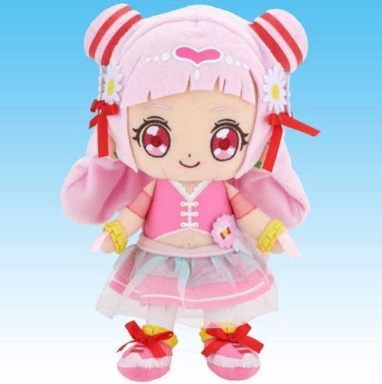 HUGっと!プリキュアのフィギュア・人形・ぬいぐるみ・ドールなどまとめ!違いや価格は?