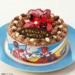 ルパンレンジャーVSパトレンジャーの誕生日やクリスマスのケーキ!売ってる店や予約に価格は?