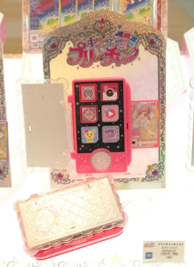 キラッとプリ☆チャンのプリチャンキャストの発売日はいつ?価格や使い方に電池!