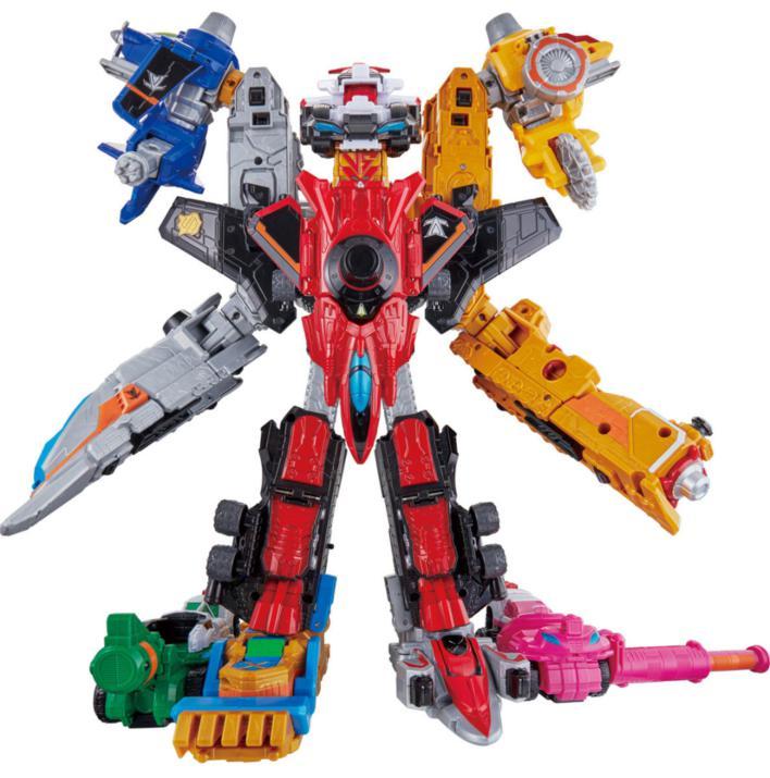 グッドクルカイザーVSXのネタバレ!合体に必要なVSビークル・おもちゃは?