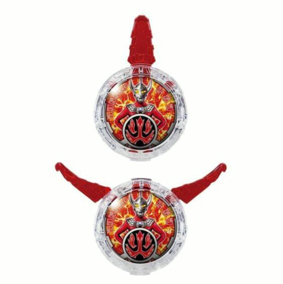 ウルトラマンR/Bのルーブクリスタルのおもちゃ(DX)版と食玩(SG)版、ガシャポン(GP)版の違いを紹介!
