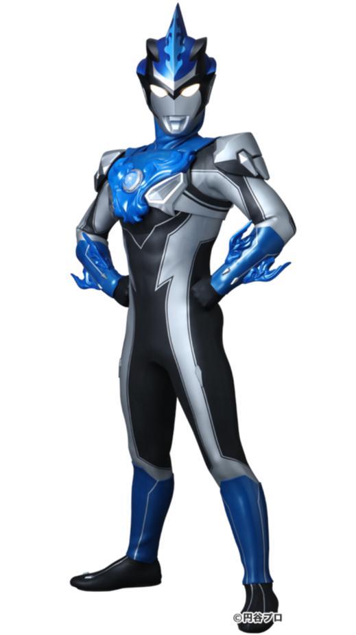 ウルトラマンR/B(ルーブ)のウルトラマンブルがかっこいい!変身ポーズやセリフに必殺技!