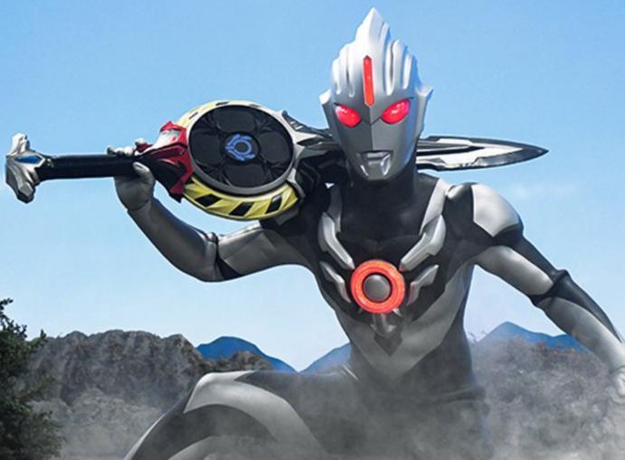 ウルトラマンR/B(ルーブ)のウルトラマンオーブダークがかっこいい!変身ポーズやセリフに必殺技!