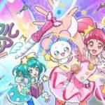 スター☆トゥインクルプリキュアのキャラクターや名前に声優、人数を紹介!決め台詞や変身シーンまとめ!