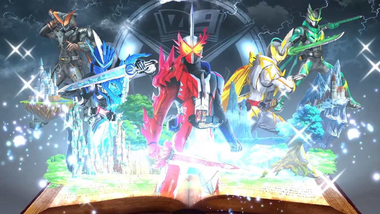 仮面ライダーセイバーに登場する仮面ライダーの一覧!1号~10号までの全フォーム・サブライダーもまとめ!(ネタバレ注意)